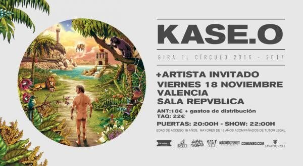 kaseo en valencia