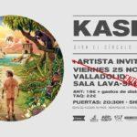 KASE.O en Valladolid