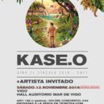 KASE.O en Vigo