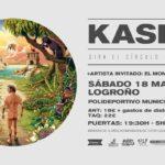 KASE.O en Logroño